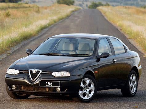 2002 Alfa Romeo 156 Partsopen