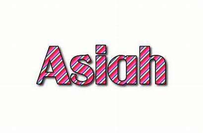 Asiah Flaming Logos