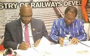 Ghana  Burkina Faso Railway Project - Advisory Services Contract Signed