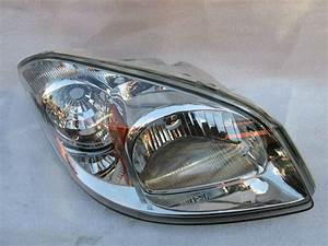 Chevrolet Cobalt Pontiac G5 Headlight Head Lamp 07 08 09