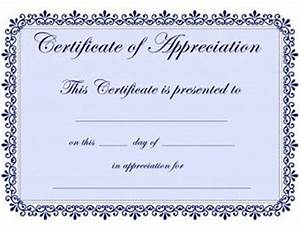 17 best ideas about Certificate Of Appreciation on ...