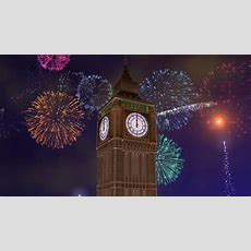 New Year Countdown Visuals  Phil Bearman Creative Media Solutions