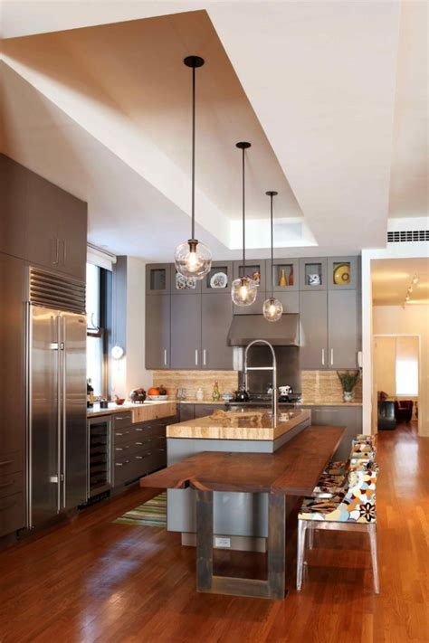 elegant contemporary kitchen designs