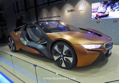 bmw  vision future interaction concept car part