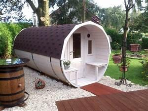 Gartenhaus Streichen Lasur : sauna streichen das m ssen sie beachten und so geht 39 s ~ Frokenaadalensverden.com Haus und Dekorationen