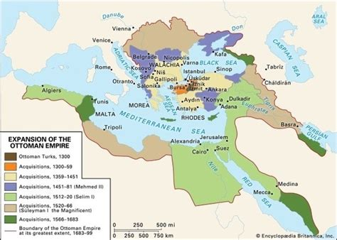 Ottoman Empire 1500s by If The Ottoman Empire Was Comprised Of Many Different