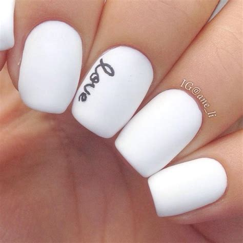 white nail designs 50 best black and white nail designs stayglam