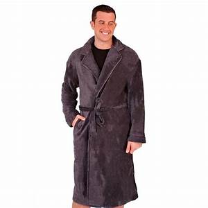 mens luxury dressing gowns fleece bath robes house coat With robes housses