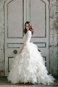 Robe De Mariée Moderne : la robe de princesse pour votre mariage ~ Melissatoandfro.com Idées de Décoration