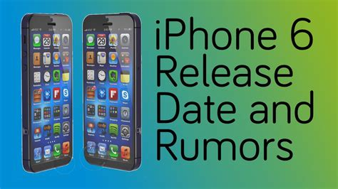 at t iphone 6 release date new iphone 6 release date and predictions rumors
