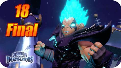 kaos saiyan by skylanders imaginators gameplay español capitulo 18