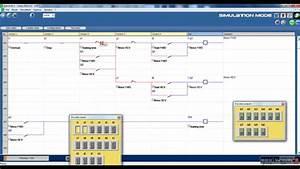 Zelio Logic Video Turorial  14  Dol Motor Starter Fwd And