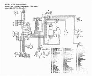 Wiring Diagrams Moped