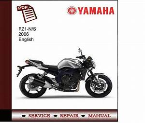 Yamaha Fz1-ns 2006 Service Manual