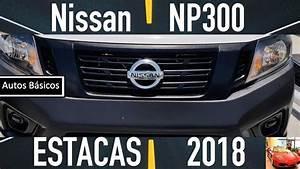 Nissan Np300 Estaquita 2018