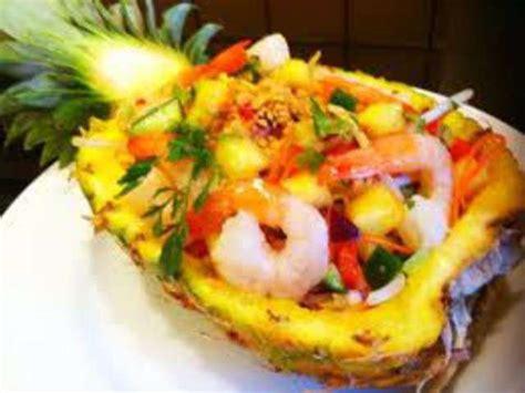 magasine cuisine recettes de crevettes et ananas 2