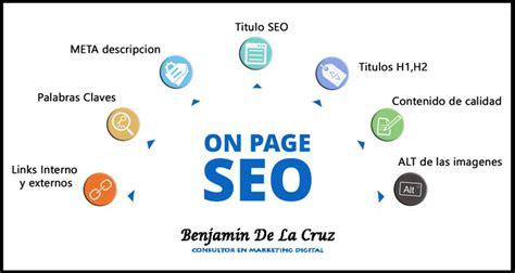 Posicionamiento Web Seo Page Estrategias Trucos