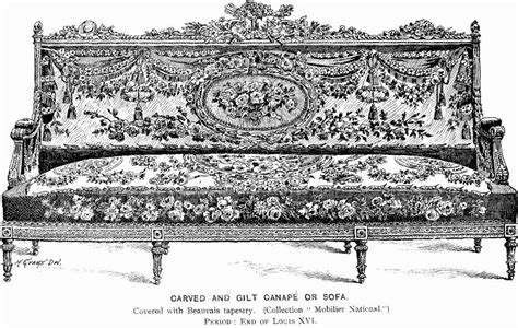 canapé louis xiv designergirlee a look inside an interior design students