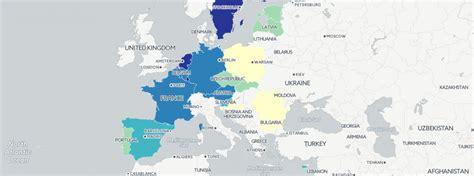 Carte De L Europe 2017 by Carte Comment Bruxelles Veut R 233 Partir Les Migrants Dans