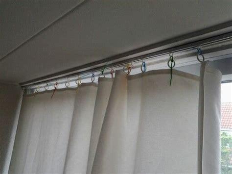 gordijnen ophangsysteem 17 beste idee 235 n over gordijnen ophangen op pinterest