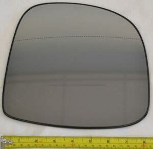 MIRROR GLASS CONVEX LEFT NEW FOR MERCEDES VITO/VIANO 03>09 ...