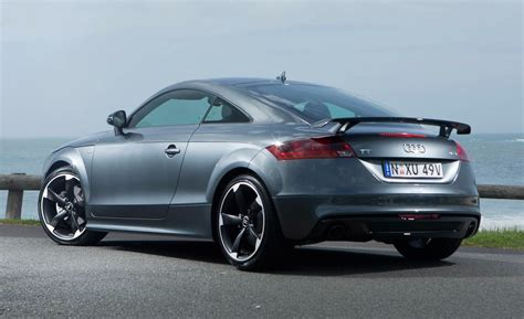 Audi Tt Competitors by Audi Tt Coupe S Line Competition Package Adds Sports Flair