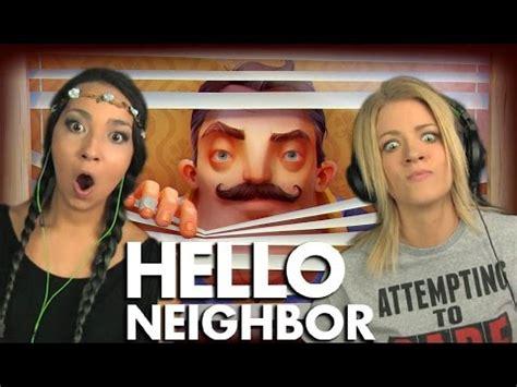 lets get creepy play hello neighbor pre alpha