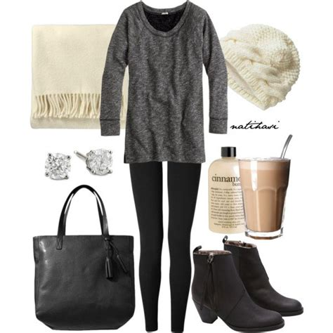 Trendy Outfit Ideas with Leggings   Pretty Designs