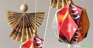 Weihnachtsbaum Basteln Aus Papier : weihnachtsbaum schmuck aus papier selber falten 4 ~ Lizthompson.info Haus und Dekorationen