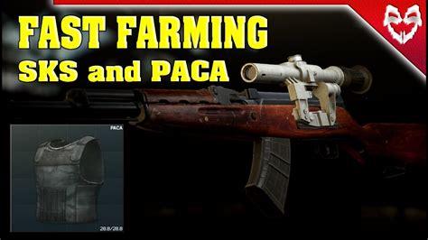 Epicamazing~easy Sks And Paca Bulletproof Vest Farming