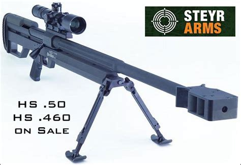 Cheapest 50 Bmg by Steyr 50 Bmg And 460 Steyr Big Boomers On Sale In April
