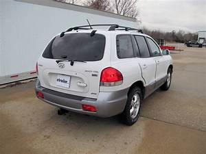 2003 Hyundai Santa Fe Custom Fit Vehicle Wiring