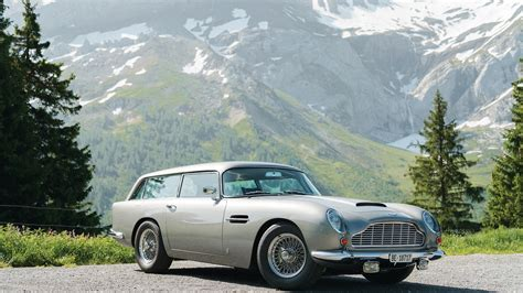 aston martin db5 shooting brake other rare head to auction