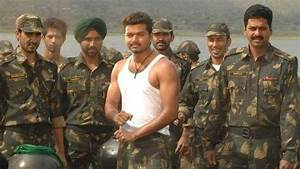 Vijay's surprise phone call to Indian Army officer from ...