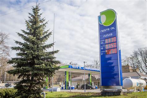 Neste Oil iegulda 2.3 miljonus eiro DUS tīkla paplašināšanā | Neste