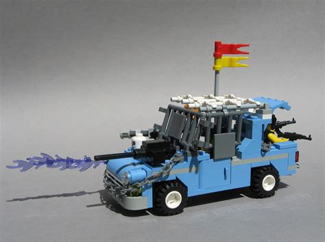 zombie lego apocalypse sets truck brothers televised undead impending rise living brick legos there fire