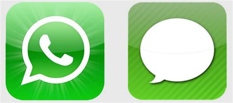 WhatsApp vs iMessage – Which Messaging App Is Good For iOS ...