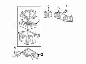 Ford Explorer Sport Mass Air Flow Sensor  Liter  Engine