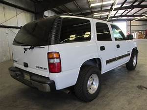 Used Parts 2003 Chevrolet Tahoe 4x4 4 8l Lr4 Complete