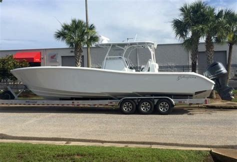 Yellowfin Fishing Boat For Sale by 2015 Used Yellowfin 36 Center Console Fishing Boat For