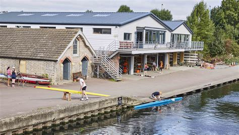 Redgrave Opens New Lea Rc  British Rowing