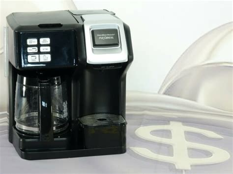 Failure to allow coffee maker to cool down may cause all coffee makers should be cleaned at least once a hot water or coffee to spray from the piercing nozzle. Hamilton Beach FlexBrew 2-Way Brewer Programmable Coffee Maker 49976 | eBay