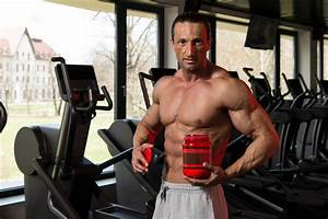 The Six Best Muscle Building Supplements