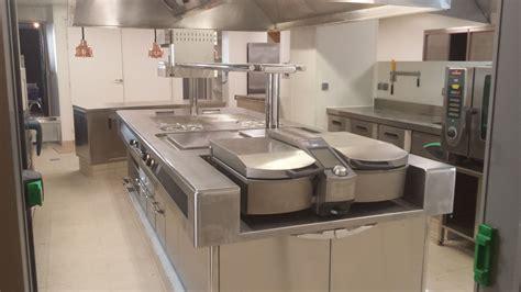 installation de cuisine installation de cuisines professionnelles avec thermifroid