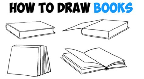 draw books    angles perspectives