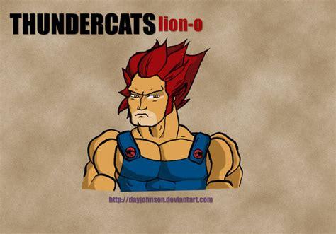 Lion-o By Dayjohnson On Deviantart