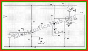 150 Watt Power Amplifier Circuit Diagram  Working And