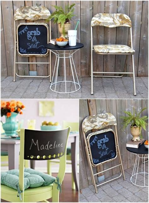creative reuse  recycle ideas inspired   chairs