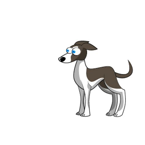 animated animals dog  game assets  game art