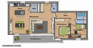 Haus Raumaufteilung Beispiele : grundriss zeichnen ihr haus in 3d beste qualit t zum ~ Lizthompson.info Haus und Dekorationen